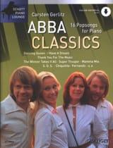 Abba - Abba Classics - Partition - di-arezzo.fr