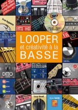 Bruno Tauzin - LOOPER and Creativity on Bass - Sheet Music - di-arezzo.com