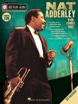 Jazz Play-Along Volume 136 - Nat Adderley Nat Adderley laflutedepan