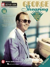 George Shearing - Jazz Play-Along Volume 160 - George Shearing - Partition - di-arezzo.fr