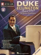Duke Ellington - Jazz Play-Along Volume 88 - Duke Ellington Favorites - Partition - di-arezzo.fr