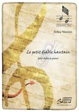 Jérôme Naulais - Le Petit Diable Hautain - Partition - di-arezzo.fr