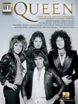 Queen - Note-for-Note Keyboard Transcriptions - Sheet Music - di-arezzo.co.uk