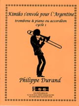 Philippe Durand - Kimiko flies to Argentina - Sheet Music - di-arezzo.com
