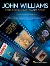 John Williams - John Williams for Beginning Piano Solo - Partition - di-arezzo.fr