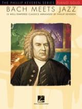 BACH - Bach Meets Jazz - Sheet Music - di-arezzo.co.uk