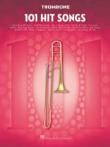101 Hit Songs for Trombone Partition Trombone - laflutedepan.com