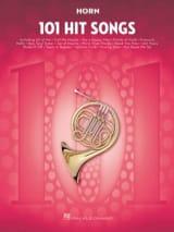 101 Hit Songs for Horn Partition Cor - laflutedepan.com