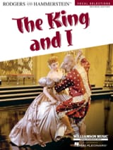 Rodgers & Hammerstein - The King and I - Revised Edition - Partition - di-arezzo.fr