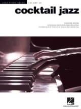 Jazz Piano Solos Series Volume 46 - Cocktail Jazz laflutedepan.com