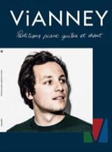Vianney Vianney Partition Chansons françaises - laflutedepan.com