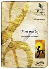 Fun Party Fabrice Lucato Partition Saxophone - laflutedepan.com