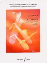 Octophonie - Guy Lacour - Partition - Saxophone - laflutedepan.com