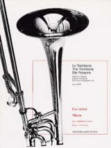 T-Bone Guy Lacour Partition Trombone - laflutedepan.com