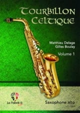 Tourbillon Celtique Volume 1 - Traditionnel - laflutedepan.com
