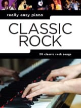 Really Easy Piano - Classic Rock Partition laflutedepan.com