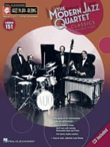 Jazz Play-Along Volume 151 - Modern Jazz Quartet Classics laflutedepan.com