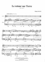Philippe Durand - Return to Earth - Sheet Music - di-arezzo.com
