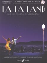 La La Land - Musique du Film - Chant - LA LA LAND - laflutedepan.com