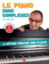 Franck DE LASSUS - Le Piano Sans Complexes - Partition - di-arezzo.fr