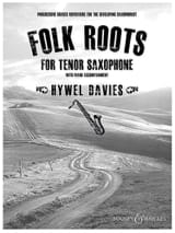 Folk Roots for Tenor Saxophone Traditionnel Partition laflutedepan.com