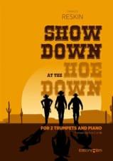 Showdown at The Hoedown Charles Reskin Partition laflutedepan