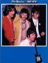 Beatles The - The Beatles Bleu : 1967-1970 - Partition - di-arezzo.fr