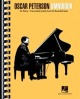 Oscar Peterson - Oscar Peterson - Omnibook - Sheet Music - di-arezzo.com