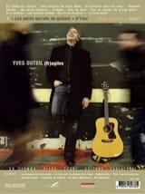 Yves Duteil - Fragiles et Sans Attendre - Partition - di-arezzo.fr