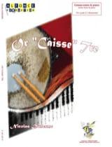 Or Caisse Tre - Nicolas Dunesme - Partition - laflutedepan.com