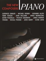 Piano - The New Composers Partition Pop / Rock - laflutedepan