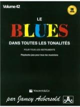 Volume 42 - Le Blues Dans Toutes Les Tonalites, Version en Français laflutedepan.com