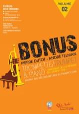 Pierre Dutot & André Telman - ボーナス2 - トランペットスターの第2の方法の補完 - 楽譜 - di-arezzo.jp
