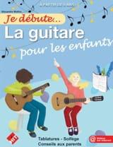 Je débute la guitare pour les enfants laflutedepan.com