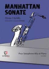 Manhattan Sonate - Olivier Calmel - Partition - laflutedepan.com
