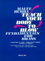 Teach Your Body To Blow Malte Burba Partition Trompette - laflutedepan