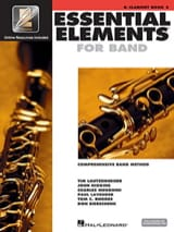 Essential Elements for Band - Book 2 Partition laflutedepan.com