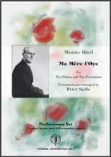 Ma Mère l'Oye Maurice Ravel Partition laflutedepan.com