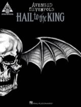 Avenged Sevenfold - Hail To The King - Sheet Music - di-arezzo.com