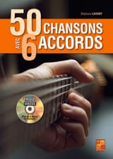 50 Chansons Avec 6 Accords Stephane Laisnet Partition laflutedepan.com