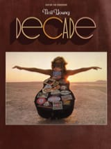 Decade - Neil Young - Partition - laflutedepan.com