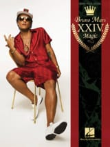 Bruno Mars - 24K Magic - Sheet Music - di-arezzo.com