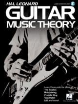 Chad Johnson - Hal Leonard Guitar Music Theory - Sheet Music - di-arezzo.co.uk