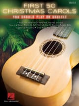 Noël - First 50 Christmas Carols You Should Play On Ukulele - Sheet Music - di-arezzo.com