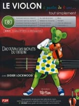 Le VIOLON à partir de 6 ans... Didier Lockwood laflutedepan.com