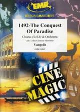 1492 - The Conquest of Paradise Vangelis Partition laflutedepan.com