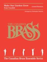 Leonard Bernstein - Make Our Garden Grow tiré de Candide - Pour Quintette de Cuivres - Partition - di-arezzo.fr