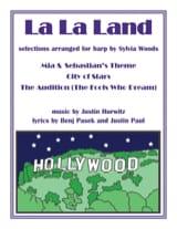 La La Land arrangé pour Harpe LA LA LAND Partition laflutedepan.com