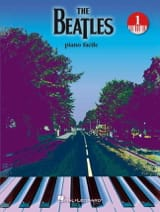 Beatles - The Beatles - Piano facile Volume 1 - Partition - di-arezzo.fr
