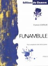 Francis Coiteux - Funambule - Partition - di-arezzo.fr